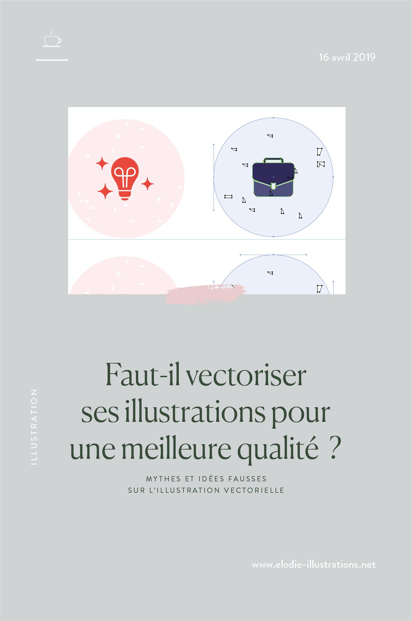 Image vectorielle : faut-il vectoriser ses illustrations pour une meilleure qualité ? | Cliquez pour découvrir l'article
