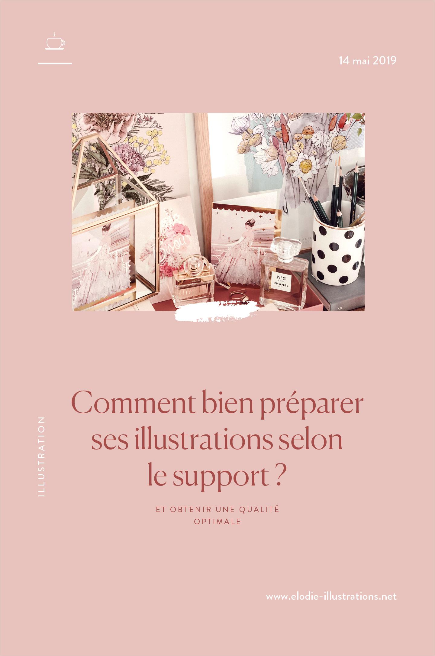 Comment bien préparer ses fichiers d'illustration pour obtenir une qualité optimale quelque soit le support | Cliquez pour découvrir l'article
